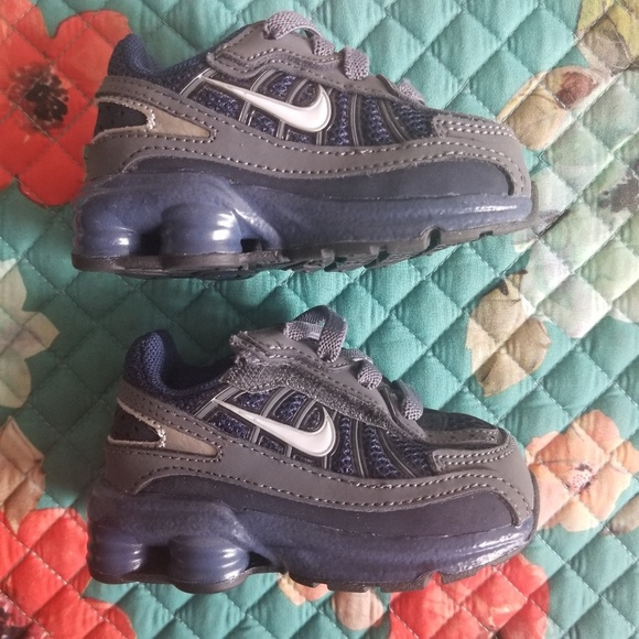 Nike Other - Baby Nike Shox size 3c sneakers kids tennis shoes